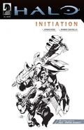 Halo Initiation 1 Fan Expo Canada exclusive variant cover