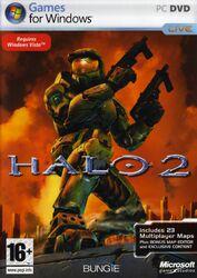 Halo 2 box art (PC)