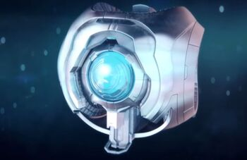 H2A - Guilty Spark close-up