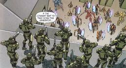 Invasion - Red Team