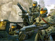 Soldier-army-weapon-halo-wars-halo-gun-helmet-games