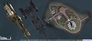 Frigate size comparison