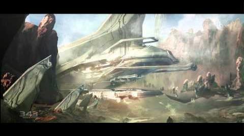 Halo Fest Некоторые из концепт-артов Halo 4