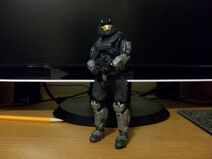 Moon (off topic again) and shootings for Halo reach figures 010