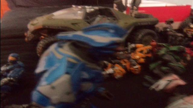 Halo Reach action figure adventures episode 17 Death-0