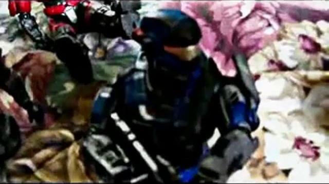 Halo Reach action figure adventures episode 32 Rage of the Titans