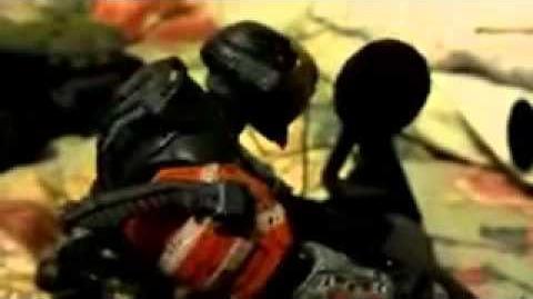 Halo Reach action figure adventures episode 34 Earth Marble Encounter