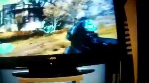 Halo Reach action figure adventures episode 2 Waxing Crescent Luna Exploration