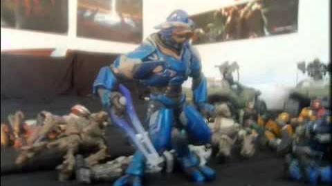 Hal Reach action figure adventures episode 16 Conflict