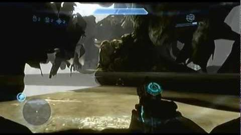 Halo 4 Glitch - How to Get Out of Infinity