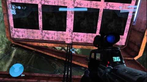 Halo 3 - Crow's Nest Legendary Segmented in 9 06 by HiipFire