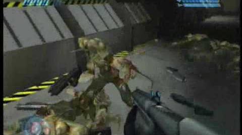 (Halo 1) The Maw - Skipping the Cutscene