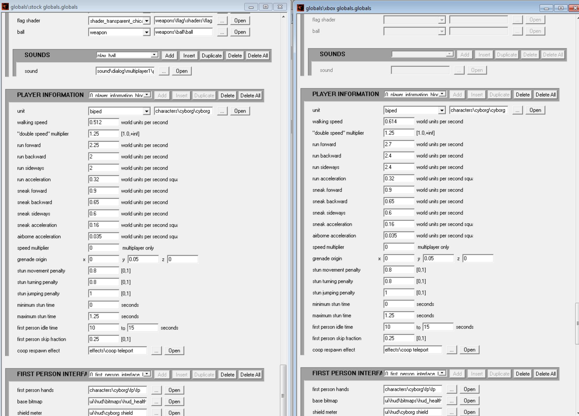 Version Differences | Halo Speedrunning Wiki | FANDOM