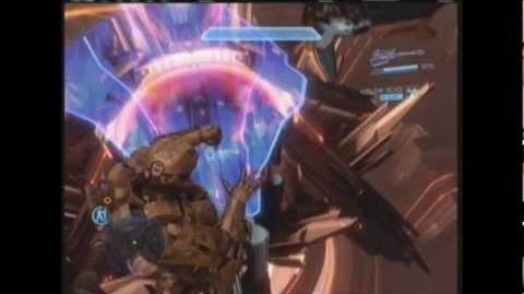 "Halo 4 Trick - Box Launching on ""Midnight"""