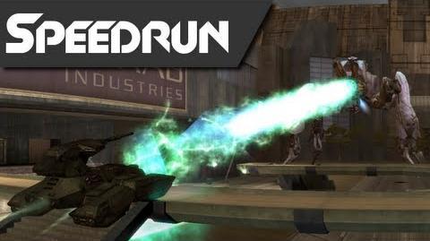 Speedrun Halo 2 Metropolis (Easy) 3 57 Current World Record