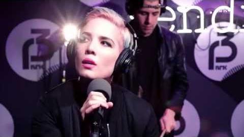 Video - P3 Christine Live Halsey