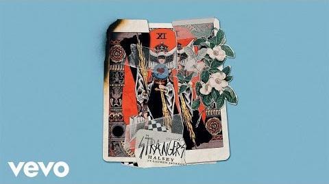 Halsey - Strangers (Audio) ft. Lauren Jauregui