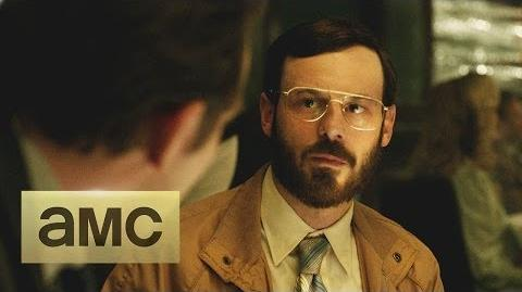 """The Characters of """"Halt and Catch Fire"""" - Gordon Clark"""