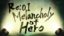 Meloncholy of Hero