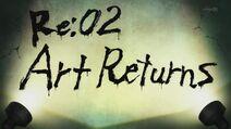 Re02-Art Returns