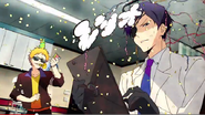 Ratio in the official PV for Hamatora