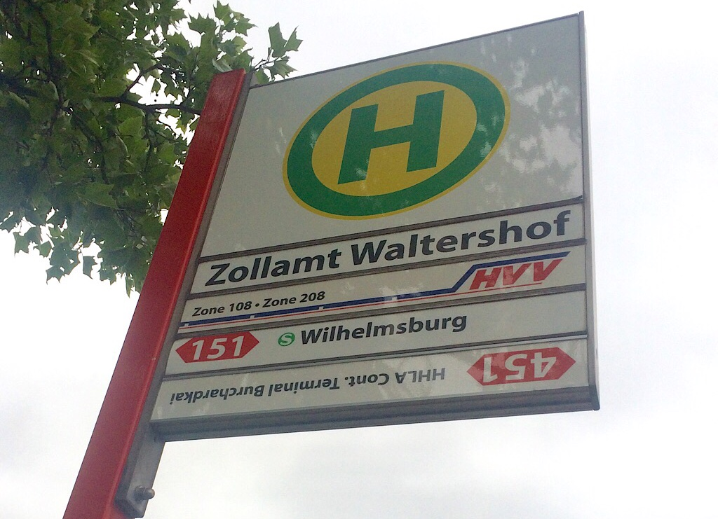 Zollamt Waltershof Hamburger Bushaltestellen Wiki Fandom Powered