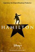 Hamilton - Disney+ poster - John Laurens