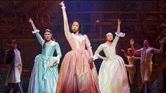 'The Schuyler Sisters' from HAMILTON The Musical Hamilfilm