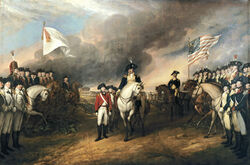 American Revolution Cornwallis Surrender