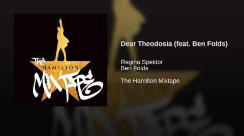 Dear Theodosia (feat. Ben Folds)