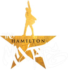 The Hamilton Mixtape transparent logo