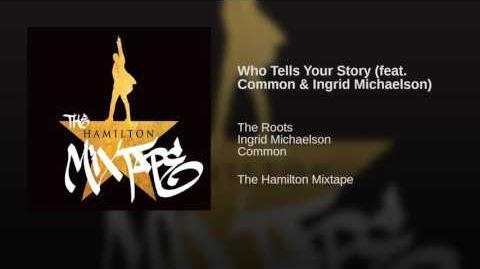 Who Tells Your Story (feat. Common & Ingrid Michaelson)