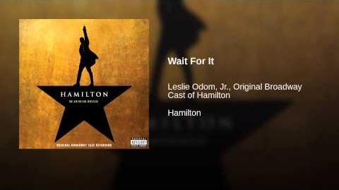 Wait For It Broadway