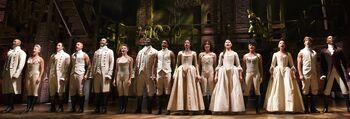 Hamilton Full Cast 2
