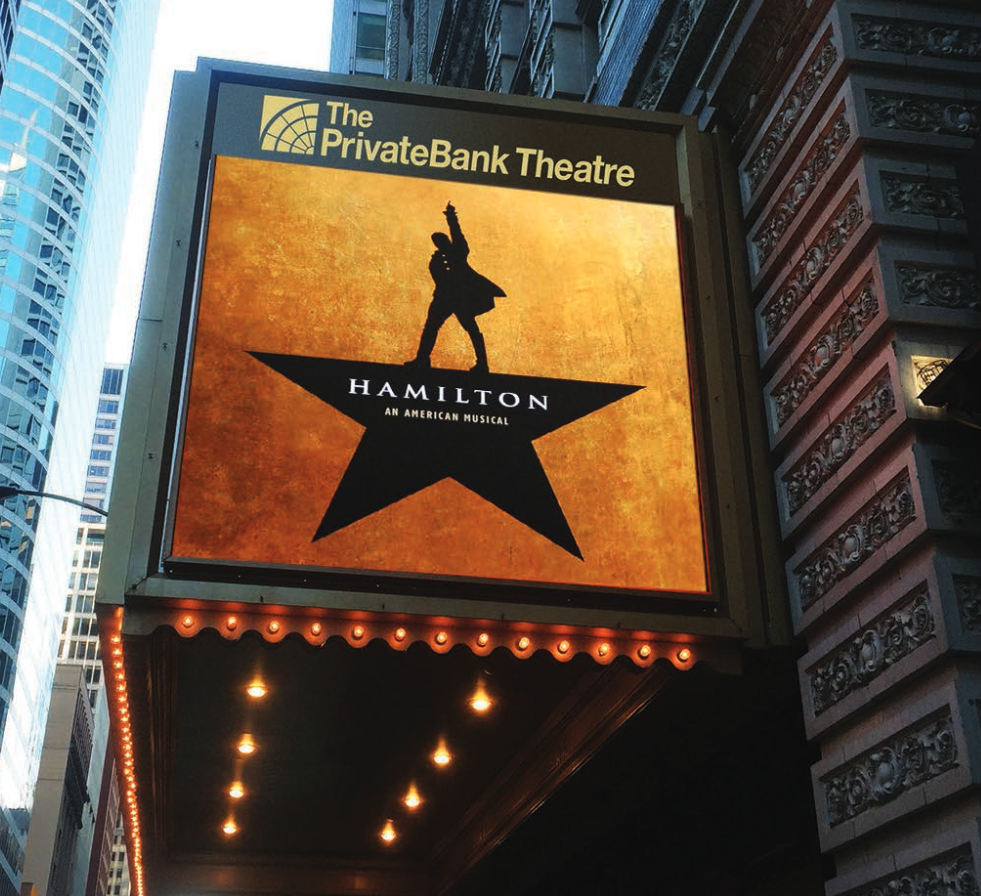 Hamilton Theatre review Boston Opera House