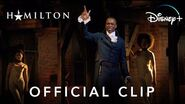 """The Room Where It Happens"" Clip Hamilton Disney"