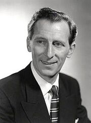 Peter Cushing in 1955