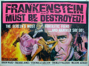 Frankenstein-must-be-destroyed-poster