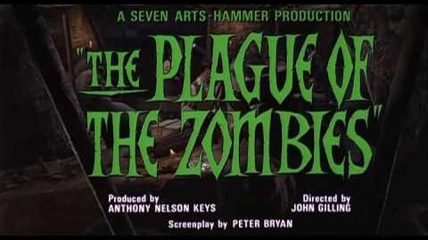 The Plague of the Zombies (1966) Trailer