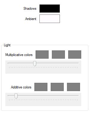 Editor-Lighting