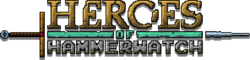 Heroes of Hammerwatch logo
