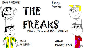 The Freaks by Strudel288