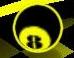 Hamsterball Neon 8-Ball