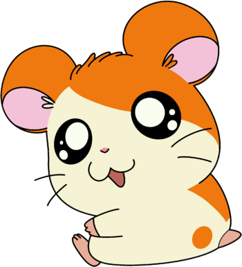 Hamtaro the hamtaro wiki fandom powered by wikia - Hamster dessin anime ...