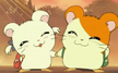 Hamtaro and bijou