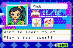 Mindy O'Hara Friend Card