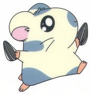 Hamtaro-stickerbook-panini-oxnard