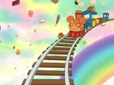 Let's Travel, Ham-Ham Train!