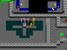 Tomb of Sparks Unlock passage shortcut puzzle 2