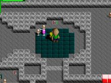 Tomb of Sparks Unlock passage shortcut puzzle 3